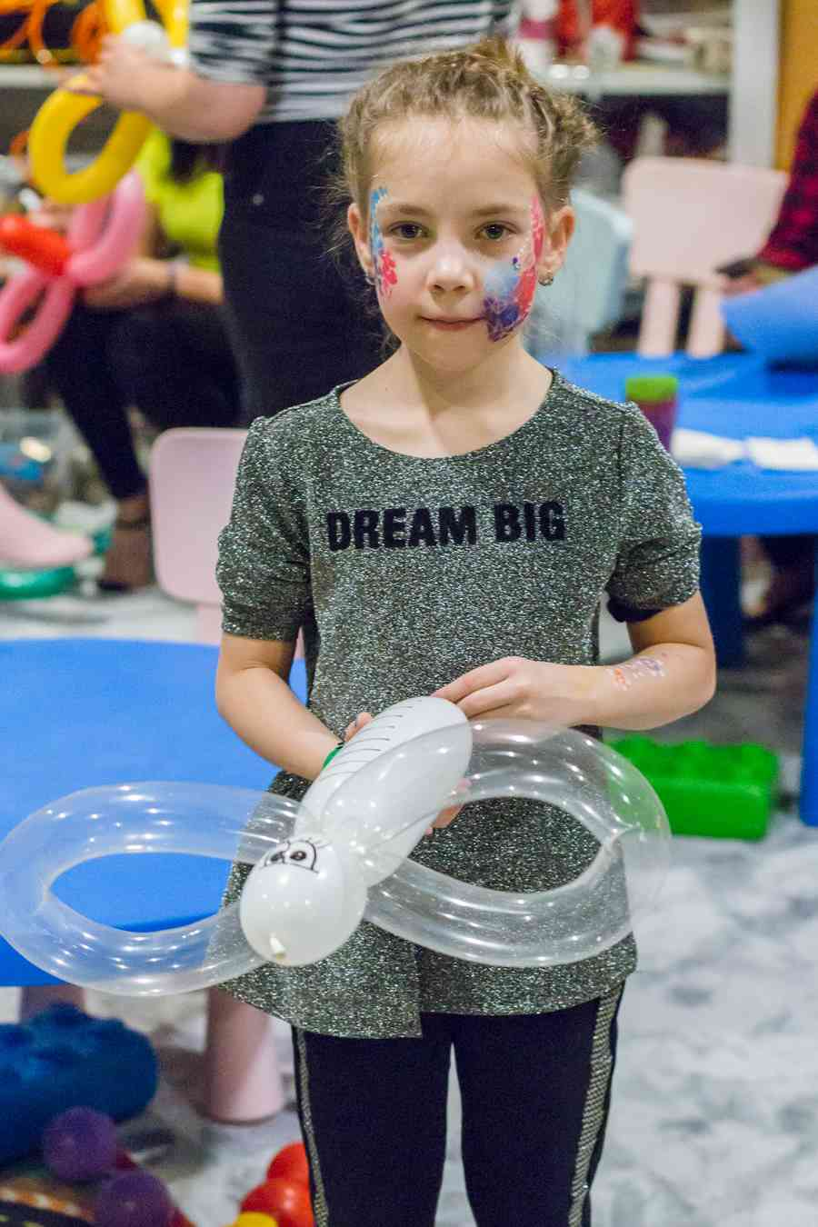 tworzenie zwierzątek z balonów