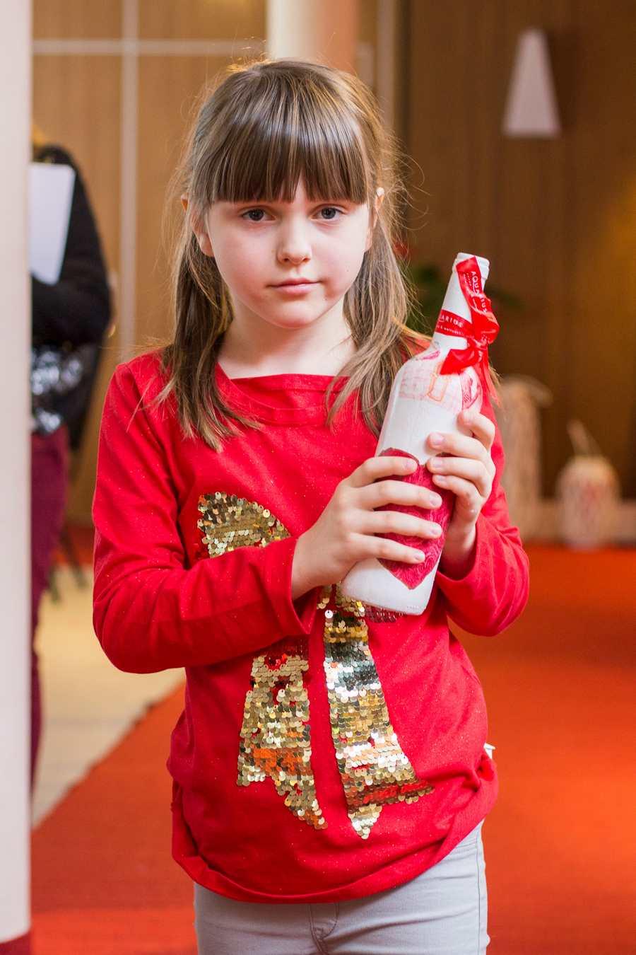 ozdoby robione własnoręcznie przez dzieci w hotelu
