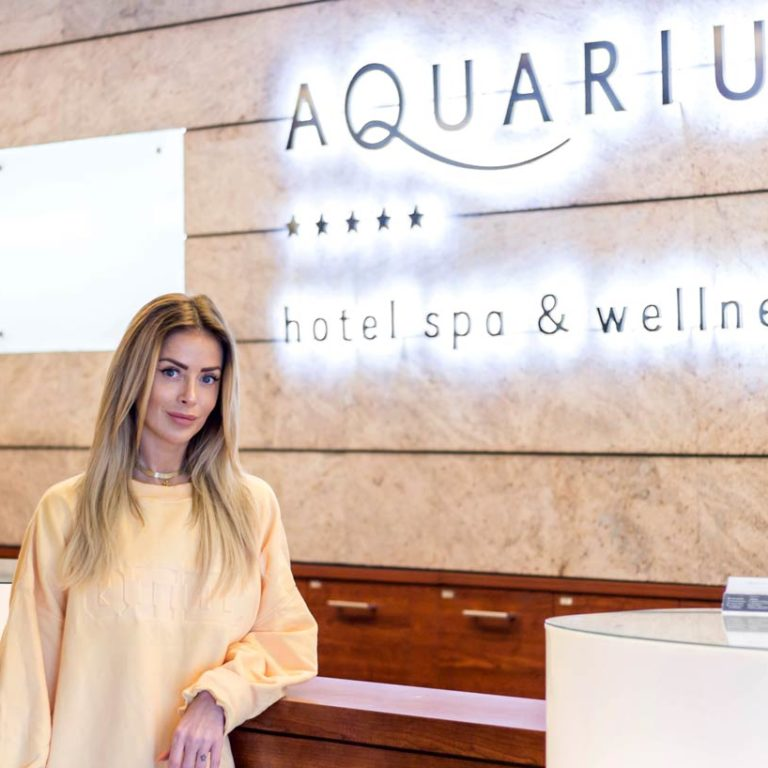 Magdalena Pieczonka Gościem Hotelu AQUARIUS SPA nad morzem