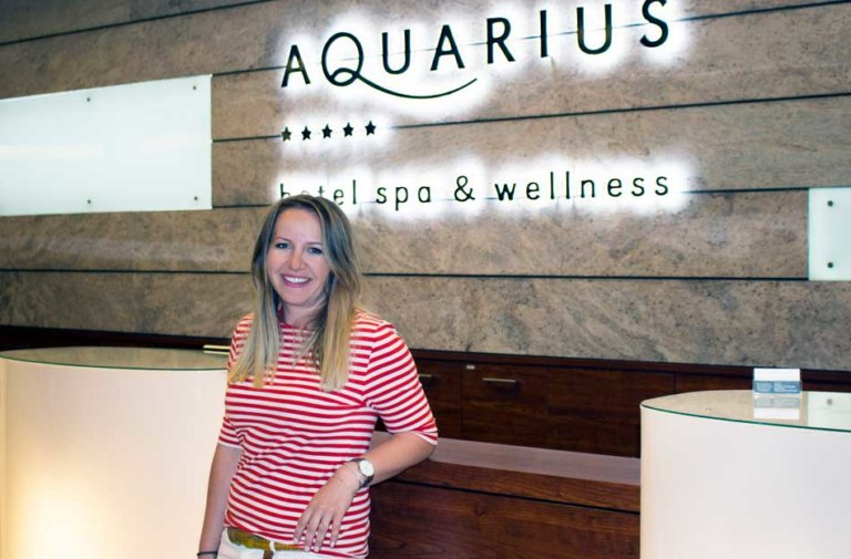 Nabule w Hotelu AQUARIUS SPA