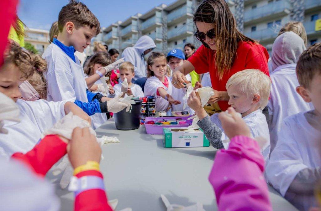 rodzinny event nad morzem - dla dzieci w hotelu