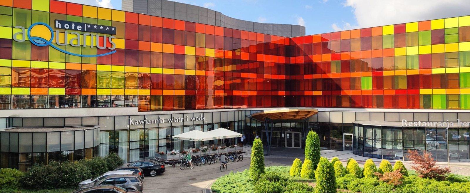 AQUARIUS SPA Hotel am polnischen Meer