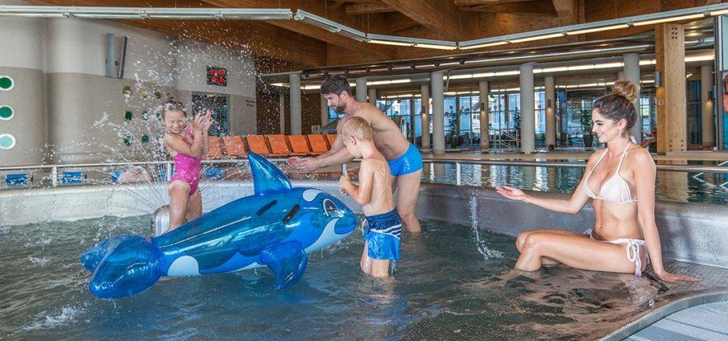 basen dla dzieci w hotelu