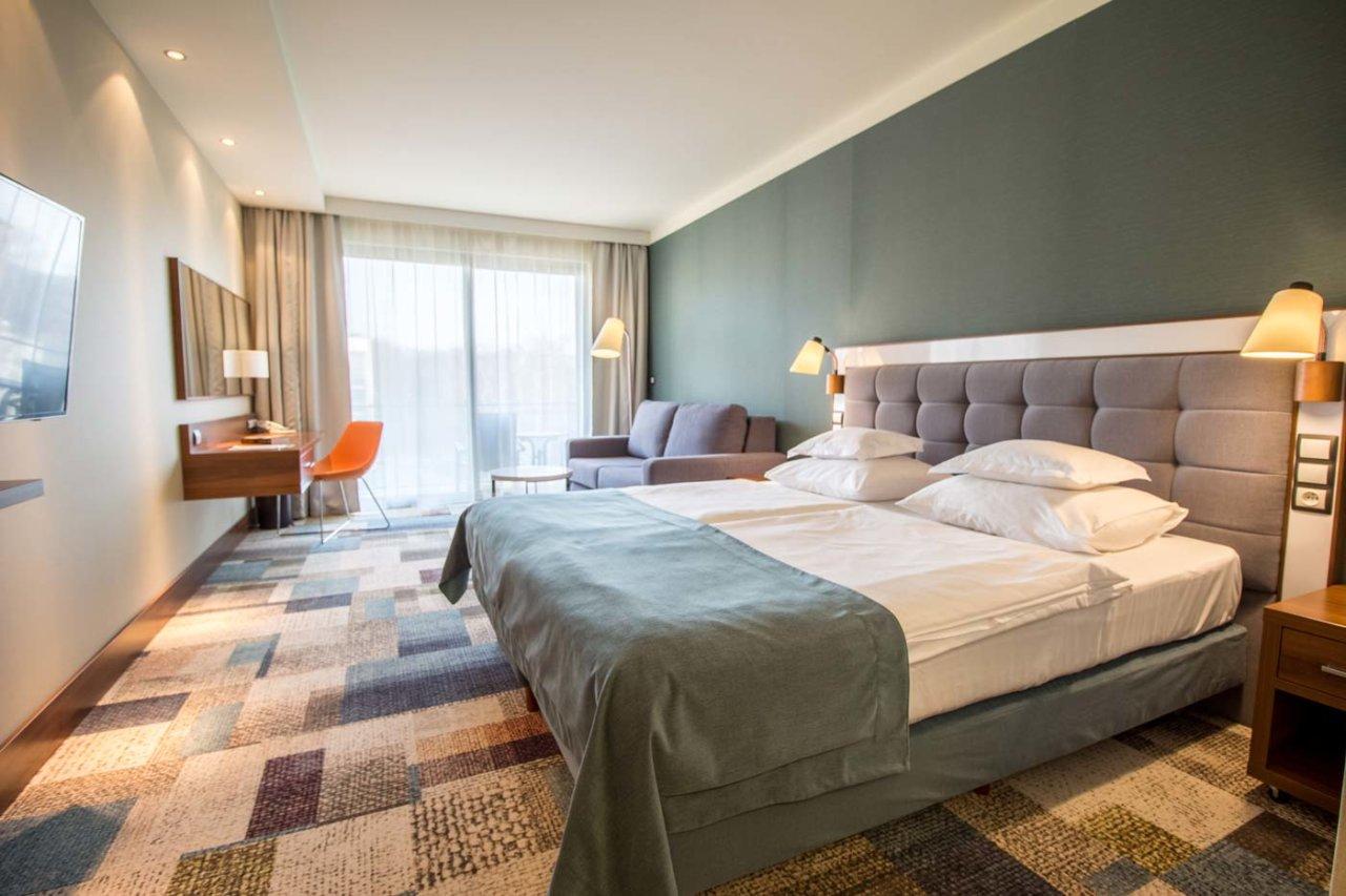 nowy pokój w Hotelu AQAURIUS SPA