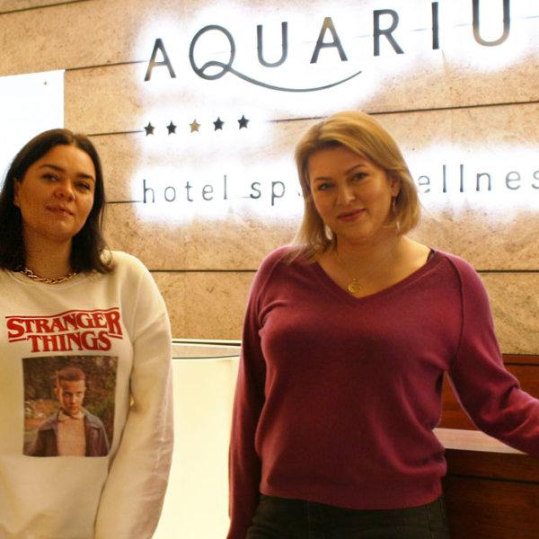 Bless the Mess - stylizacja sylwestrowa w Hotelu AQUARIUS SPA