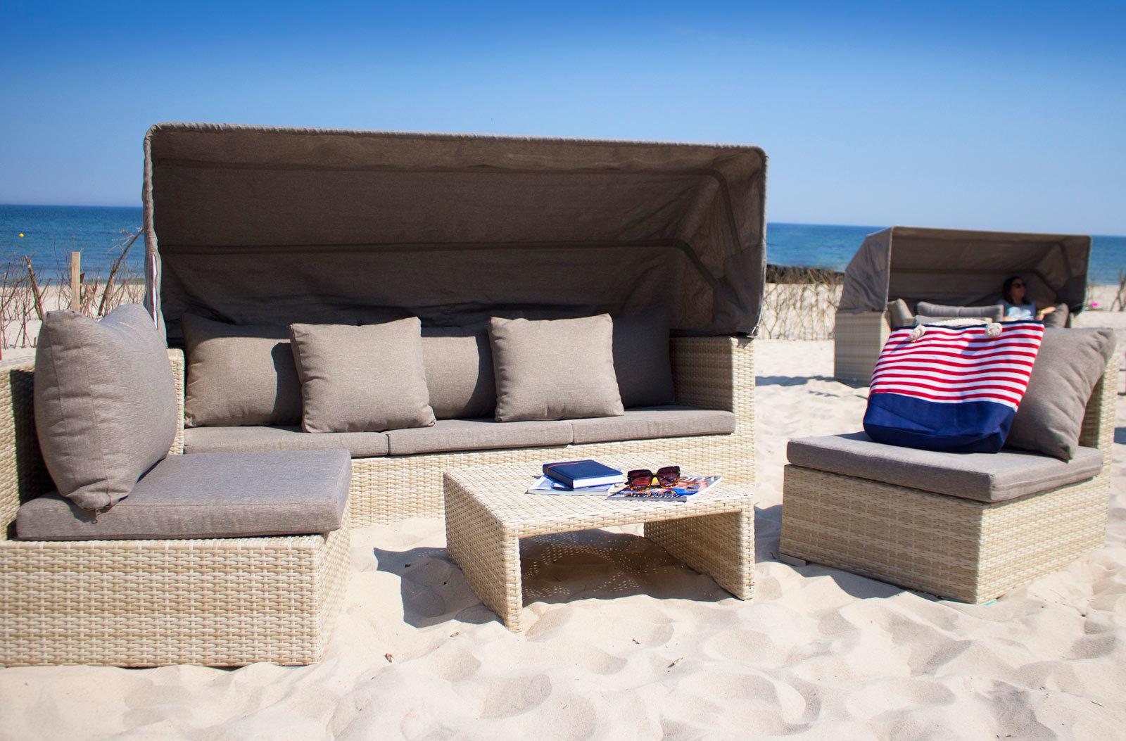 Plaża do dyspozycji Gości Hotelu AQUARIUS SPA*****