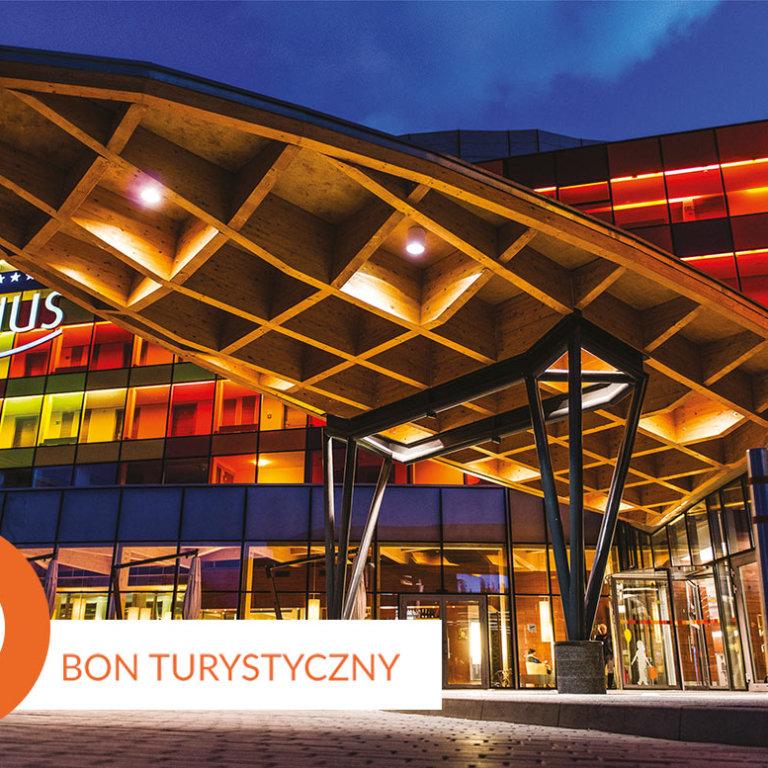 bon turystyczny hotel Kołobrzeg