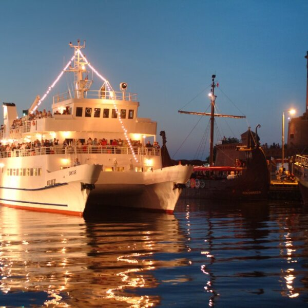 Wycieczki na Bornholm z Kołobrzegu