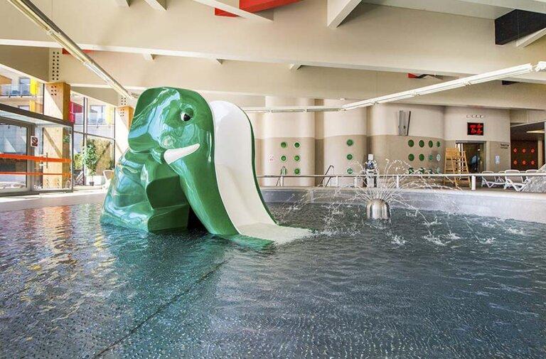 Najlepszy hotel z basenem dla dzieci