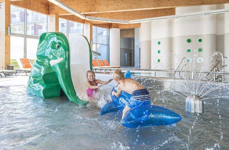basen dla dzieci w Aquacenter Hotel AQUARIUS SPA