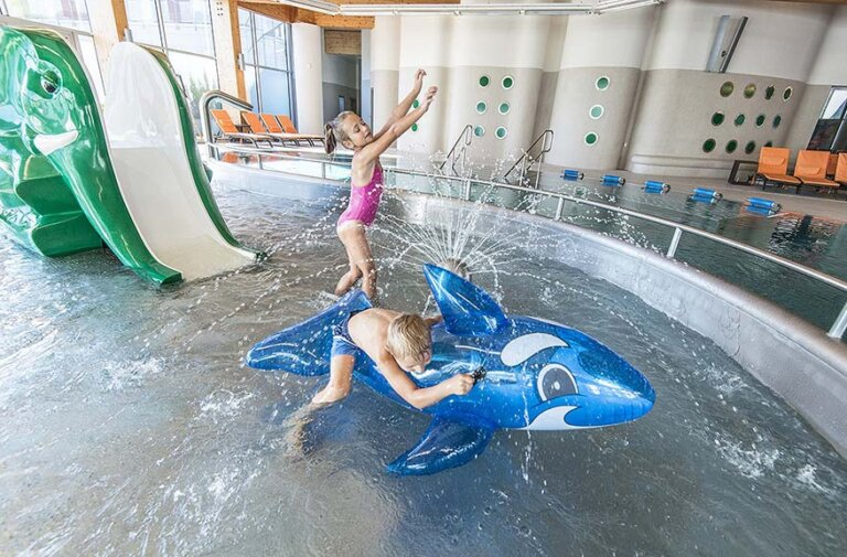 Hotel w Kołobrzegu z basenem dla dzieci